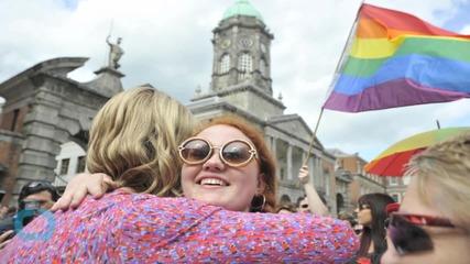 Ecstatic Scenes As Ireland Says Yes
