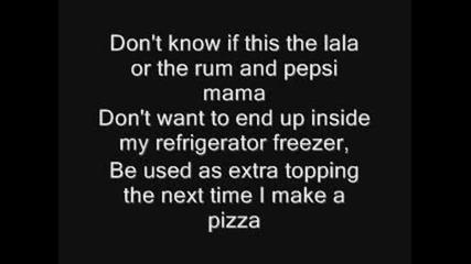 Eminem - Must Be The Ganja,  Relapse + Lyrics
