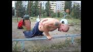 Street Workout Omsk Team