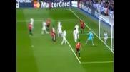Реал Мадрид и Манчестър Юнайтед оставиха развръзката за реванша - 1:1