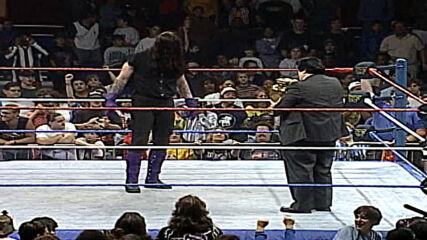 The Undertaker vs. Jerry Lawler — Casket Match: Sept. 28, 1994