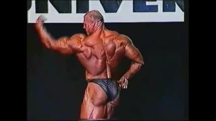 Мотивация за Bodybuildery