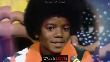 Michael Jackson What Is Love?