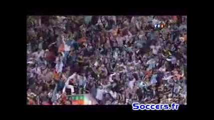 Liverpool Vs Marsilia - Много Красив Гол - 0 - 1 Champions Legaue 07/08