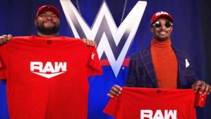 The Street Profits emotional after Raw selection: WWE.com Exclusive, Oct. 11, 2019