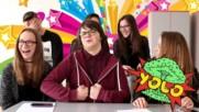 Новата тийн поредица YOLO! Забавно видео - всеки понеделник