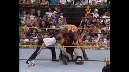 The Undertaker Vs. The Giant Gonzales