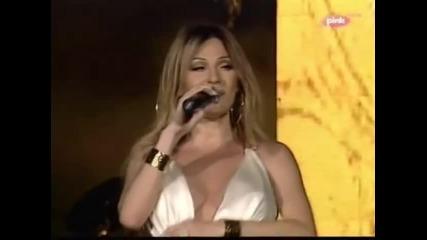 Ceca - Crveno - (Live) - (Usce 2006)