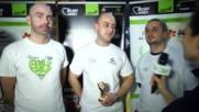 Победителите от турнира по боулинг - Advanced Nutrients