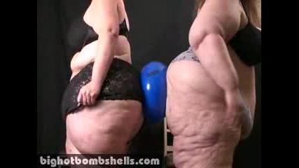 Много дебели жени
