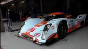 2009 Lola Aston Martin B09_60 Testing at Spa-francorchamps Insane Sound