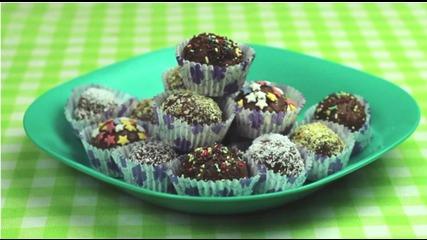Бисквитени бонбони