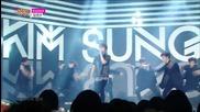150516 Kim Sungkyu - Kontrol @ Music Core [comeback Stage]