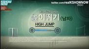 [engsub] Idol Star Olympics 2013 part4