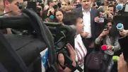 Украйна: Осъдената Савченко кацна на украинска земя