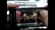 Sony Ericsson Xperia X1 Видео Ревю Част 4