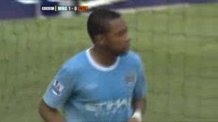 Manchester City - Wolverhampton Wanderers 1:0