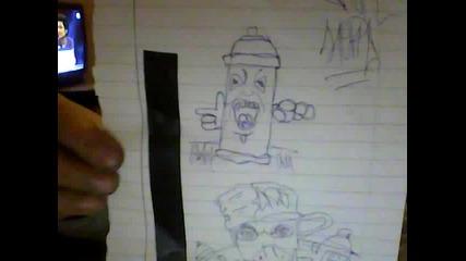 Готини рисунки,които направих.