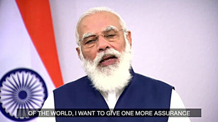 UN: India to use 'vaccine production and delivery capacity' to help 'all humanity' - PM Modi