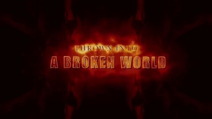 Five Finger Death Punch - Broken World // Lyric Video