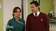 Soy Luna - Луна се ядосва на Моника и Мигел заради медальона Слънце - епизод 2 + Превод