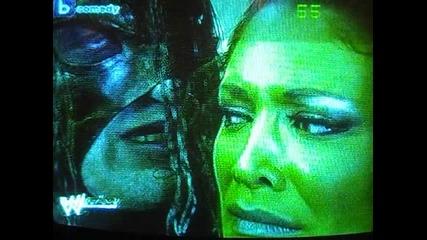 Wwe Kane predoprejdava Eve 03.03.2012
