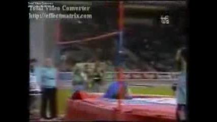 Историята на високият скок над 2 метра