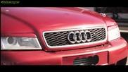 Audi S2 i Audi S4 s po 750 konia