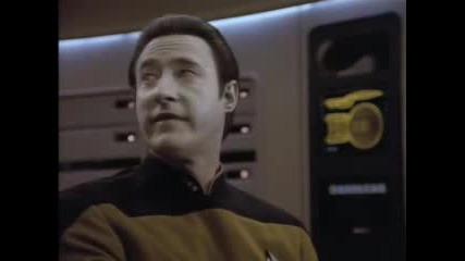 Star Trek Outtakes - Data Krupa