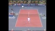 ATP Tour World Championship : Сампрас - Агаси - Част 4/15