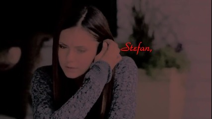 Stefan + Elena | Baby, did you forget to take your meds