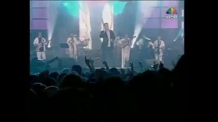 Halid Beslic - Cudna jada od Mostara grada - (Live) - (Zetra 2008)