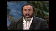 Тримата Тенори - Carreras - Domingo - Pavarotti - Nessun Dorma