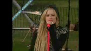 Avril Lavigne - When You`re Gone (live)