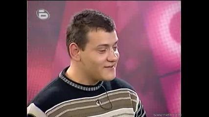 Music Idol 2 - Йордан Арнаудов Мама ша са сърди Дъгадъдъгадъдъгадъ (с Невероятно добро качество!!!не