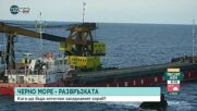 Спряха временно операцията по освобождаването на заседналия кораб