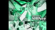 1203 Shinee - Sherlock[4 Mini Album]photobooks Front-full