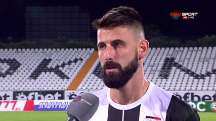 Димитър Илиев: Сезонът едва сега започва, повиквателна за България би била сбъдната мечта