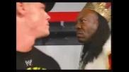 Wwe - King Booker & John Cena
