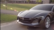 Opel Monza Driving Review