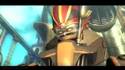 Ratchet and Clank parody