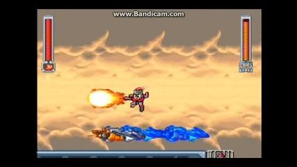 Rockman 7 fc revulition Gyroman