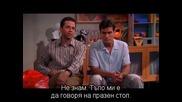 Двама Мъже И Половина Сезон 1 еп.22 + Бг субтитри