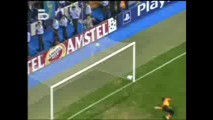 Real Madrid - Гол На R. Carlos