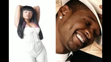 Usher feat. Nicki Minaj - Little Freak New!!! 12/21/09