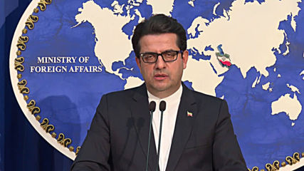 Iran: Tehran calls on US to stop violence against protesters - foreign ministry spokesman