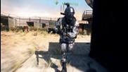 rechyyy мачка на Cod Modern Warfare 3 (montage) {720p}