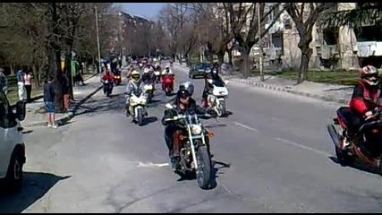 Рокерски сбор 22.03.2012г.асеновград-бачково