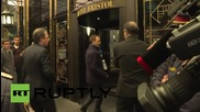 Austria: Lavrov arrives for meeting with Zarif in Vienna