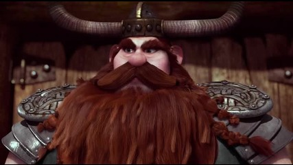 Riders of Berk епизод 1 бг аудио - Как се основава драконска Академия